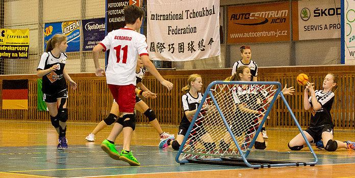 Tchoukball Európa Bajnokság, Jicin